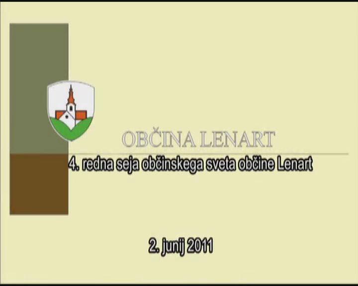 22. redna seja občine Lenart